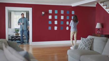 Lowe's TV Spot, 'The Moment: Paint & Primer' - Thumbnail 1