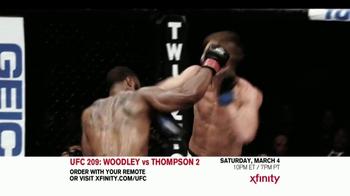 XFINITY On Demand TV Spot, 'UFC 209: Woodley vs. Thompson 2' - Thumbnail 2