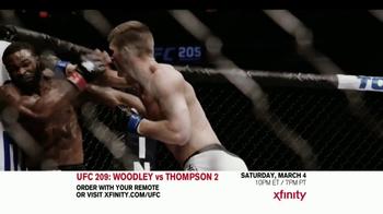 XFINITY On Demand TV Spot, 'UFC 209: Woodley vs. Thompson 2' - Thumbnail 3