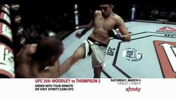 XFINITY On Demand TV Spot, 'UFC 209: Woodley vs. Thompson 2' - Thumbnail 6