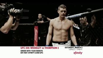 XFINITY On Demand TV Spot, 'UFC 209: Woodley vs. Thompson 2' - Thumbnail 7