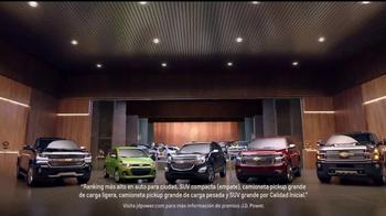 Chevrolet Etiqueta de Bono TV Spot, 'Cuatro años de premios' [Spanish] [T2] - Thumbnail 4