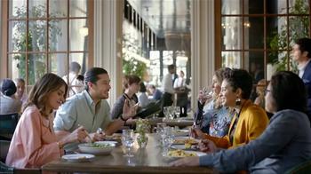AT&T Datos Ilimitados TV Spot, 'Restaurante: 4 líneas' [Spanish] - Thumbnail 1
