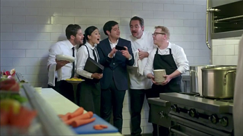 AT&T Datos Ilimitados TV Spot, 'Restaurante: 4 líneas' [Spanish] - 1047 commercial airings