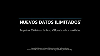 AT&T Datos Ilimitados TV Spot, 'Restaurante: 4 líneas' [Spanish] - Thumbnail 8