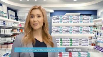 Sensodyne Deep Clean TV Spot, 'MediFacts: Lasting Freshness' - Thumbnail 2