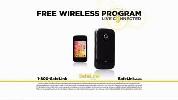 SafeLink TV Spot, '350 Free Minutes' - Thumbnail 8