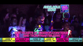 Kidz Bop TV Spot, '2017 Best Time Ever Tour' - Thumbnail 4