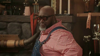 Little Caesars Smokehouse Pizza TV Spot, 'Big Moe Certified' - Thumbnail 6