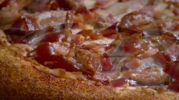 Little Caesars Smokehouse Pizza TV Spot, 'Big Moe Certified' - Thumbnail 7