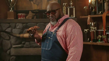 Little Caesars Smokehouse Pizza TV Spot, 'Big Moe Certified' - Thumbnail 8