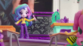 My Little Pony Equestria Girls TV Spot, 'Time for Class' - Thumbnail 4