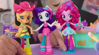My Little Pony Equestria Girls TV Spot, 'Time for Class' - Thumbnail 6