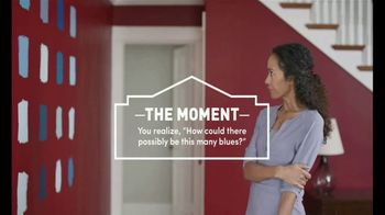 Lowe's TV Spot, 'The Moment: So Many Blues' - 81 commercial airings