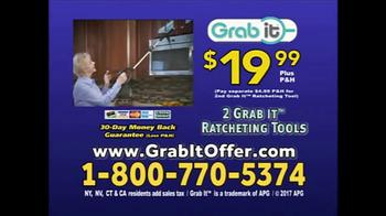 Grab It TV Spot, 'Ingenious New Tool' - Thumbnail 10