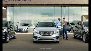 Hyundai Spring Cleaning Sales Event TV Spot, 'Pack Rat: 2017 Sonata' [Spanish] [T2] - Thumbnail 6