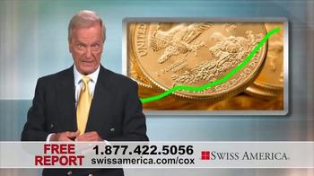 Swiss America TV Spot, 'Financial Peace' Featuring Pat Boone - Thumbnail 4