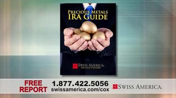 Swiss America TV Spot, 'Financial Peace' Featuring Pat Boone - Thumbnail 7
