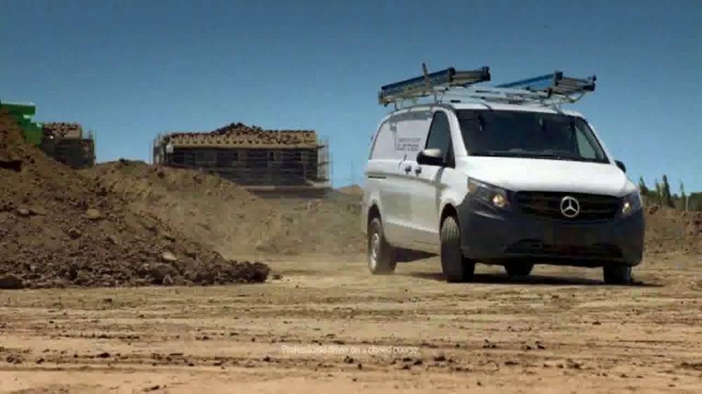 Mercedes-Benz Vans TV Commercial, 'Wingtips & Lattes' [T1]