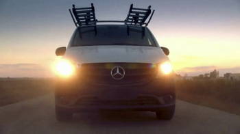 Mercedes-Benz Vans TV Spot, 'Wingtips & Lattes' [T1] - Thumbnail 1