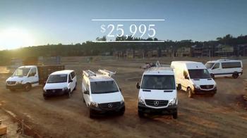 Mercedes-Benz Vans TV Spot, 'Wingtips & Lattes' [T1] - Thumbnail 9