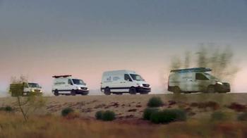 Mercedes-Benz Vans TV Spot, 'Wingtips & Lattes' [T1] - Thumbnail 2