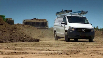 Mercedes-Benz Vans TV Spot, 'Wingtips & Lattes'