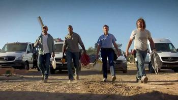 Mercedes-Benz Vans TV Spot, 'Wingtips & Lattes' [T1] - Thumbnail 8