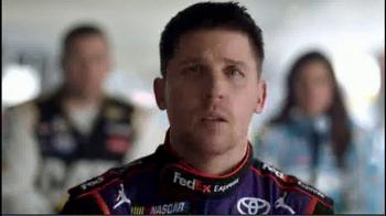 Coca-Cola TV Spot, 'NASCAR: Position' Featuring Denny Hamlin, Austin Dillon - Thumbnail 4