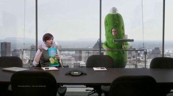 Quaker Crispy Minis TV Spot, 'Unexpected Flavor'