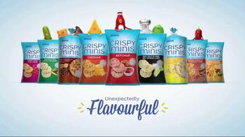 Quaker Crispy Minis TV Spot, 'Unexpected Flavor' - Thumbnail 9
