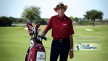 Club Champion TV Spot, 'Golf Club Fitting Equals Instant Success'