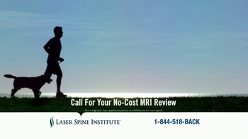 Laser Spine Institute TV Spot, 'Lasting Relief' - Thumbnail 6