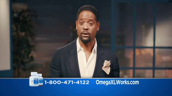 Omega XL TV Spot, 'Different' Featuring Blair Underwood - Thumbnail 4