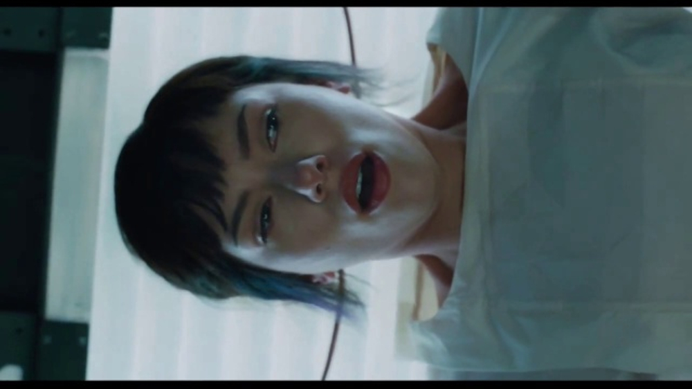 Ghost in the Shell TV Movie Trailer