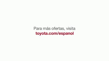 Toyota Evento Para Todos TV Spot, 'Todos los modelos: 2017 RAV4' [Spanish] [T2] - Thumbnail 8
