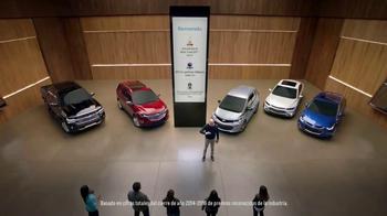 Chevrolet TV Spot, 'Los reconocimientos siguen llegando' [Spanish] [T1] - Thumbnail 2
