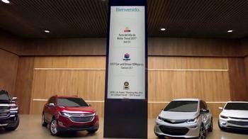Chevrolet TV Spot, 'Los reconocimientos siguen llegando' [Spanish] [T1] - Thumbnail 5