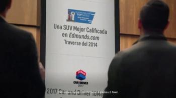 Chevrolet TV Spot, 'Los reconocimientos siguen llegando' [Spanish] [T1] - Thumbnail 6