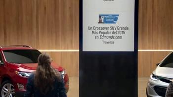 Chevrolet TV Spot, 'Los reconocimientos siguen llegando' [Spanish] [T1] - Thumbnail 7