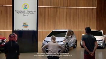 Chevrolet TV Spot, 'Los reconocimientos siguen llegando' [Spanish] [T1] - Thumbnail 8