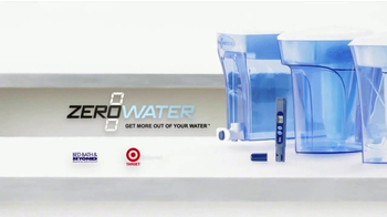 Zero Water TV Spot, 'Upgrade Your Water Today' - Thumbnail 8
