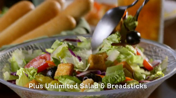 Olive Garden Buy One Take One TV Spot, 'An Irresistible Meal' - Thumbnail 5