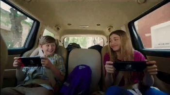 Nintendo Switch TV Spot, 'Play at Home or on the Go' - 634 commercial airings