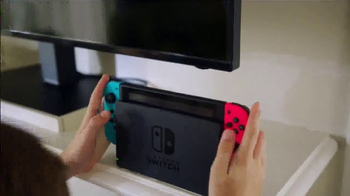 Nintendo Switch TV Spot, 'Play at Home or on the Go' - Thumbnail 5
