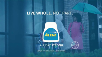 Aleve TV Spot, \'Umbrella\'