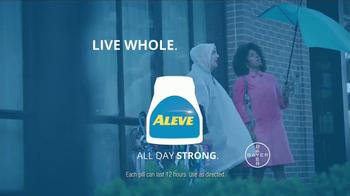 Aleve TV Spot, 'Umbrella' - Thumbnail 6