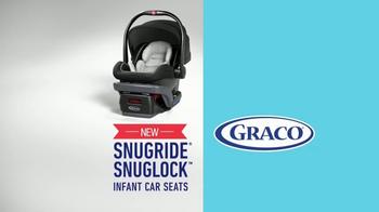 Graco SnugRide SnugLock Infant Car Seat TV Spot, 'First Car Seat' - Thumbnail 9