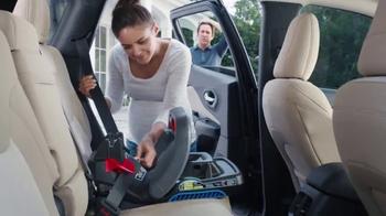 Graco SnugRide SnugLock Infant Car Seat TV Spot, 'First Car Seat' - Thumbnail 4
