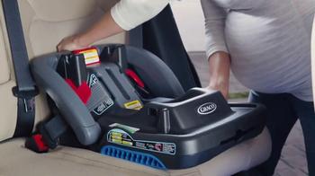 Graco SnugRide SnugLock Infant Car Seat TV Spot, 'First Car Seat' - Thumbnail 5